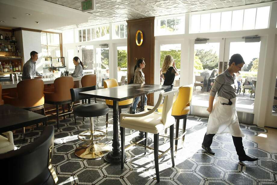 Meritage restaurant at the Claremont Hotel in Berkeley, Calif., on Thursday, March 24, 2016. Photo: Scott Strazzante, The Chronicle