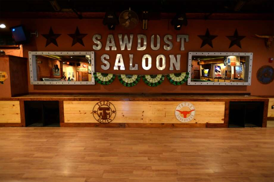 The Sawdust Saloon in Beaumont.  Photo taken Thursday, March 17, 2016 Guiseppe Barranco/The Enterprise Photo: Guiseppe Barranco/The Enterprise