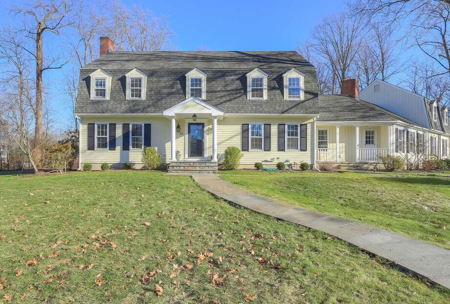 65 Whiffle Tree Ln, New Canaan, CT 06840 Price: $1,890,000 Open house: 3/26 11am-2pm Features: 5 beds; 4 baths; 4,023 sqft; loft area; cathedral ceilingsView full listing on Zillow Photo: Zillow
