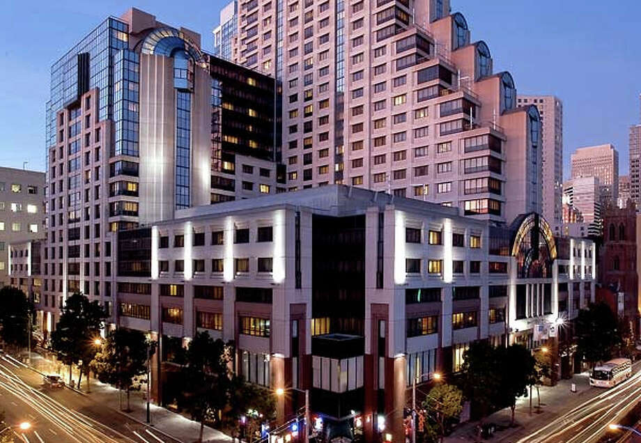 The Marriott Marquis (aka The Jukebox) in downtown San Francisco (Photo: Marriott)