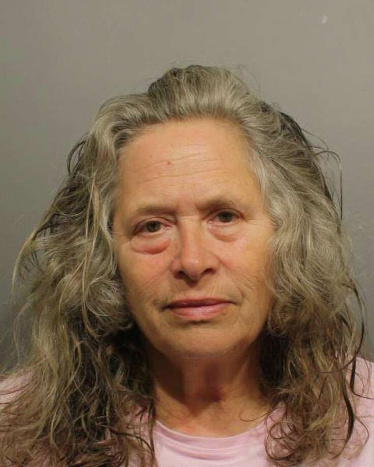 Jane Brenner, 66, of Danbury, has been charged with second-degree larceny. Photo: Contributed / Wilton Police Department