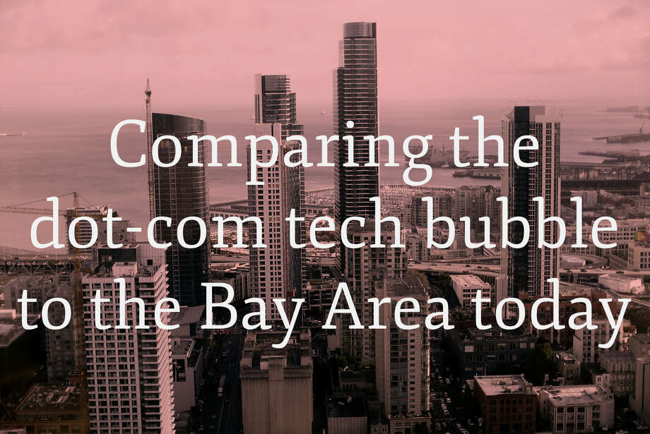 Predictions of impending doom have been rumbling for years. But how do conditions in the Bay Area actually compare to the original tech bubble? Here's a comparison.  Photo: Scott Strazzante, The Chronicle