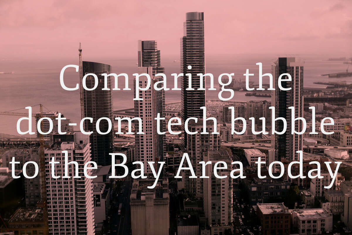Predictions of impending doom have been rumbling for years. But how do conditions in the Bay Area actually compare to the original tech bubble? Here's a comparison.