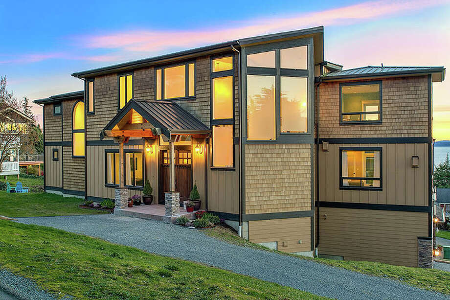 This home at 2303 N.W.193rd Place in Shoreline offers larges spaces inside and large views outside. The full listing is here. Photo: Windermere Real Estate/Jack Malek / Other