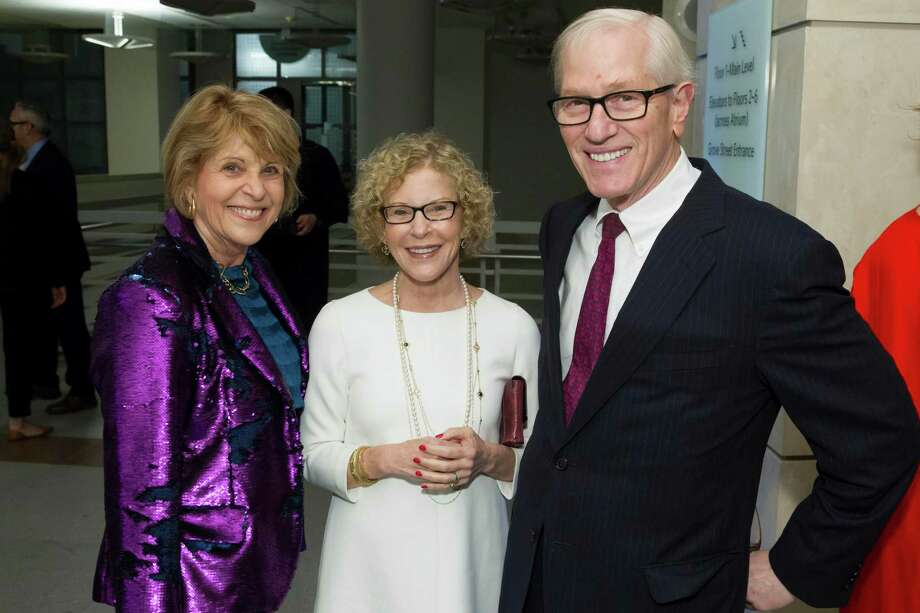 Dagmar Dolby, Sue Wollack, Dick Wollack Photo: Drew Altizer Photography / © 2015 Drew Altizer Photography