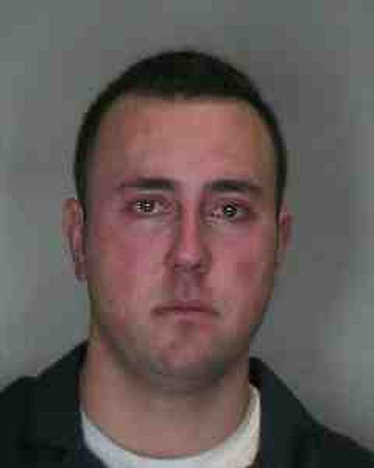 Schenectady police officer Aaron Zampella. (Schenectady Police Department)