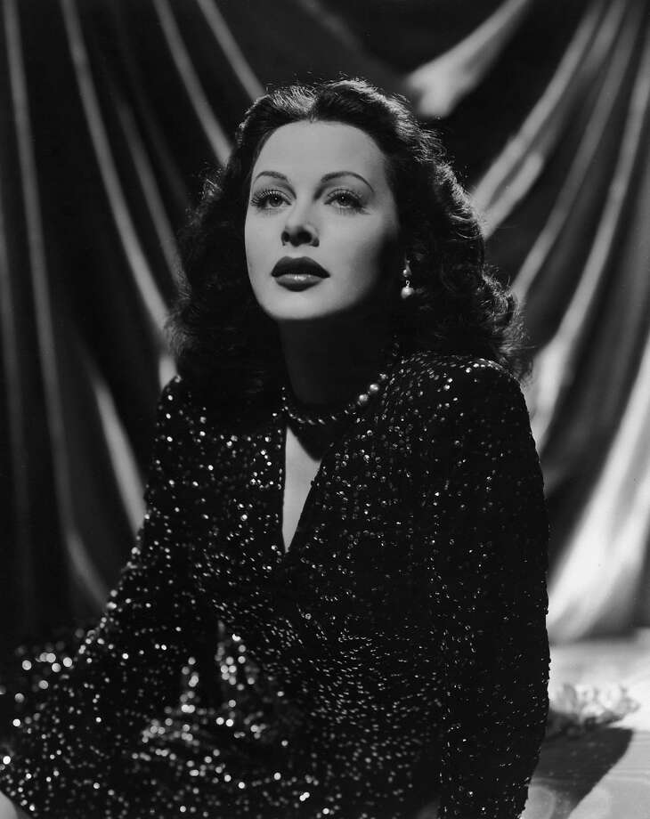 Hedy Lamarr was a tech innovator, even if she never owned an Apple Watch. Photo: Hulton Archive, Getty Images