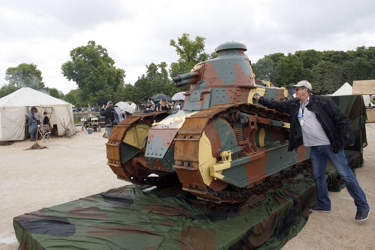 Renault FT Years active: 1917 - unknown