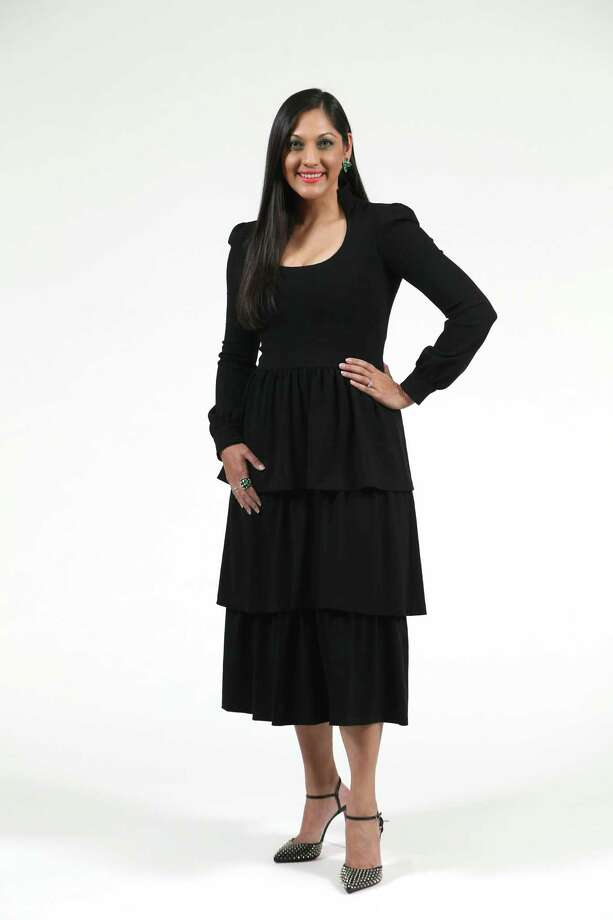 """Dr. Mom: Sippi KhuranaStyle mantra: """"Wear what looks great and fits well, not what is trendy.""""Style icons: Kate Middleton, Michelle Dockery and Sonam KapoorFavorite designers: Elie Saab, Tom Ford, J. Mendel, MissoniDid you know: """"I love listening to alternative rock music (like) Deftones, 311, Tool and Linkin Park, to name a few."""" Photo: Gary Coronado, Staff / © 2015 Houston Chronicle"""
