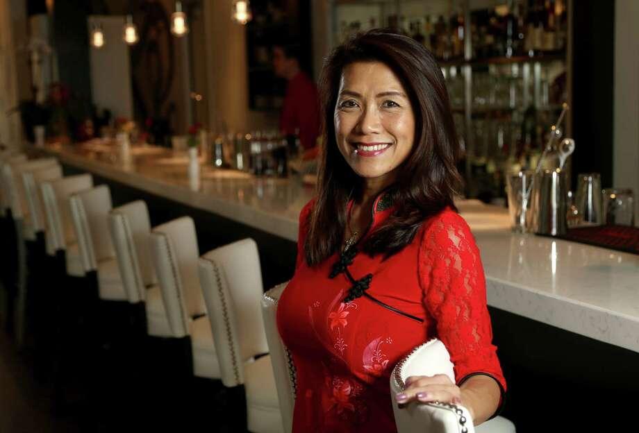 Mary Li Photo: Gary Coronado, Staff / © 2015 Houston Chronicle