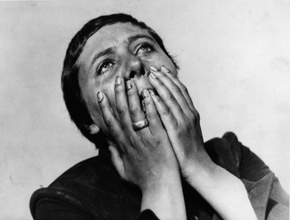 """A film still fromCarl Dreyer's 1928 silent film, """"The Passion of Joan of Arc."""""""