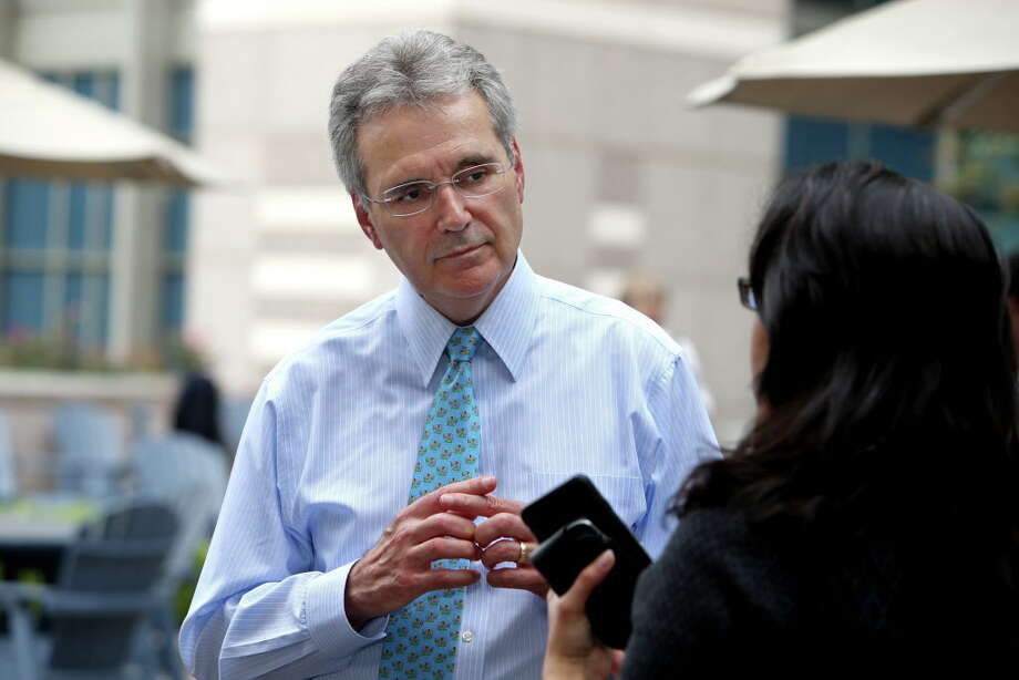 Dr. Ron DePinho, president of MD Anderson Cancer Center,announced Wednesday, March 8 that he was resigning from his position at the world famous cancer center.STATS & DATA: MD Anderson, by the numbers ... Photo: Gary Coronado, Houston Chronicle / © 2015 Houston Chronicle