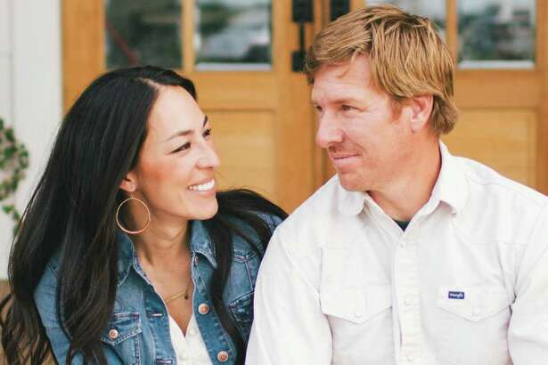 "Joanna and Chip Gaines film their HGTV home makeover show ""Fixer Upper"" in Waco."