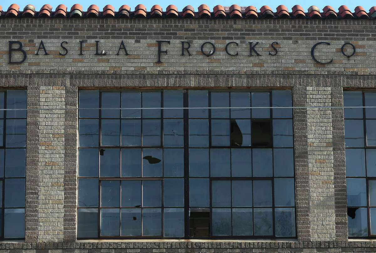 The building once housed the Basila Frocks Co., a pioneer in production of ready-to-wear dresses for women.