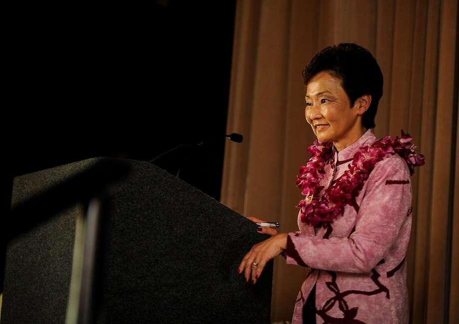 Alameda County Administrator Susan Muranishi. Photo: Jose Z. Lim, Alameda County