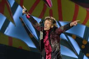 The Rolling Stones frontman Mick Jagger electrifies the crowd at Ciudad Deportiva in Havana, Cuba.