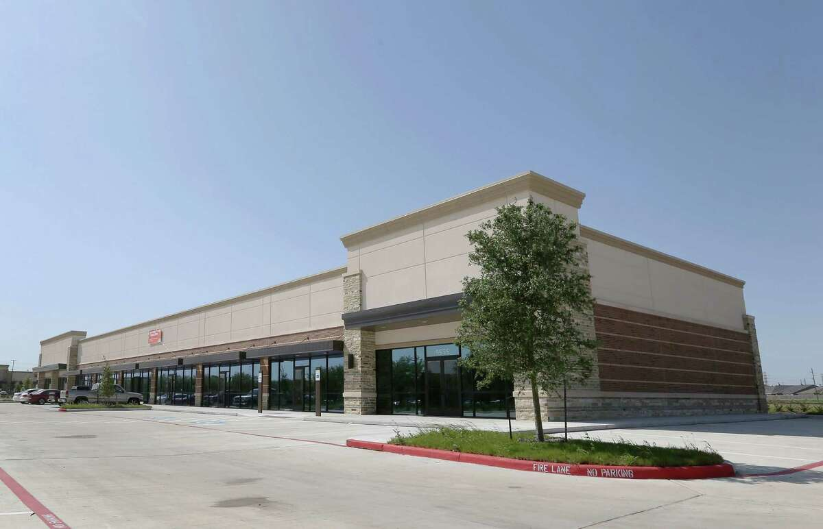 Available retail space at the corner of Spring Green Boulevard and Cinco Terrace Drive is seen Thursday, March 24, 2016, in Houston. Thor Equities is developing retail stores and restaurant spaces at the location. ( Jon Shapley / Houston Chronicle )