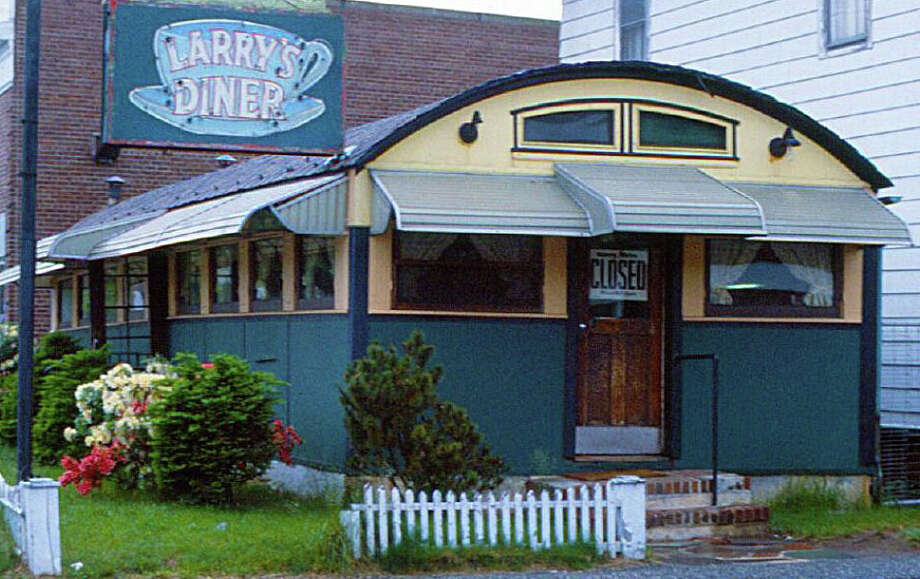 Larry's Diner was a Post Road fixture downtown for decades, before it was incorporated into a larger, new restaurant on Miller Street, the site today of 55 degrees restaurant. Photo: Contributed Photo / Fairfield Citizen
