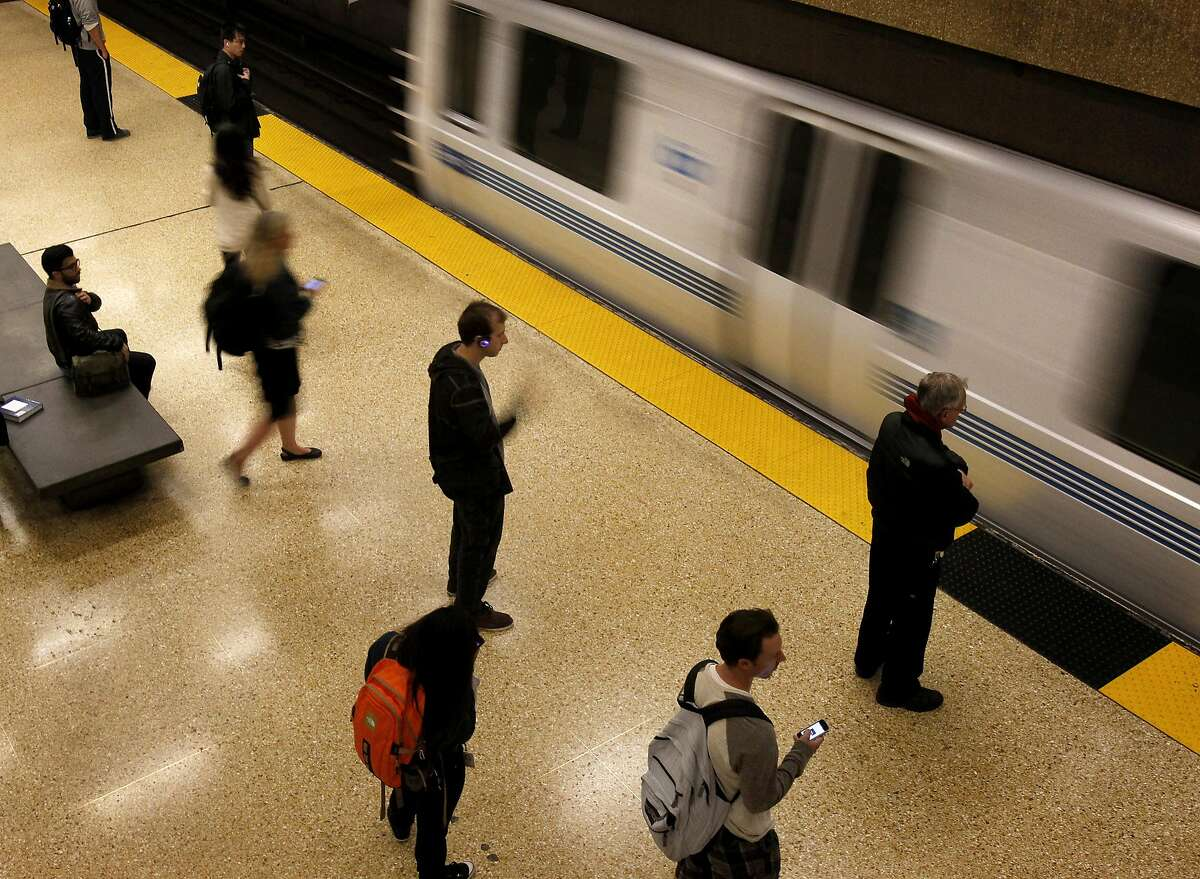File photo of the BART station in Berkeley on Shattuck Avenue.On Saturday, a major medical emergency shuttered the Downtown Berkeley Station.