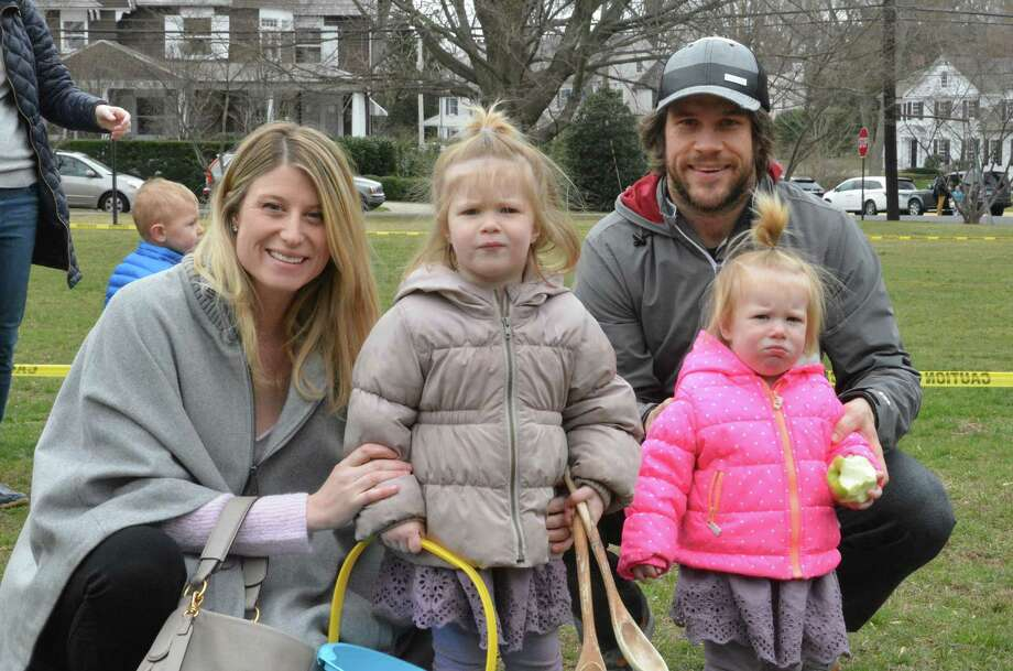 Were you SEEN at the annual Easter egg roll at the Pequot Library in Southport on March 26, 2016? Photo: Vic Eng / Connecticut Post