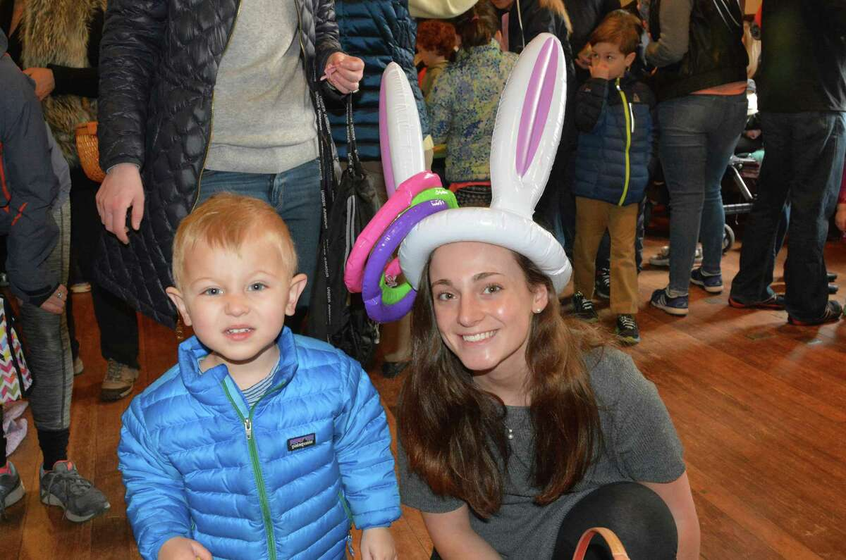Were you SEEN at the annual Easter egg roll at the Pequot Library in Southport on March 26, 2016?