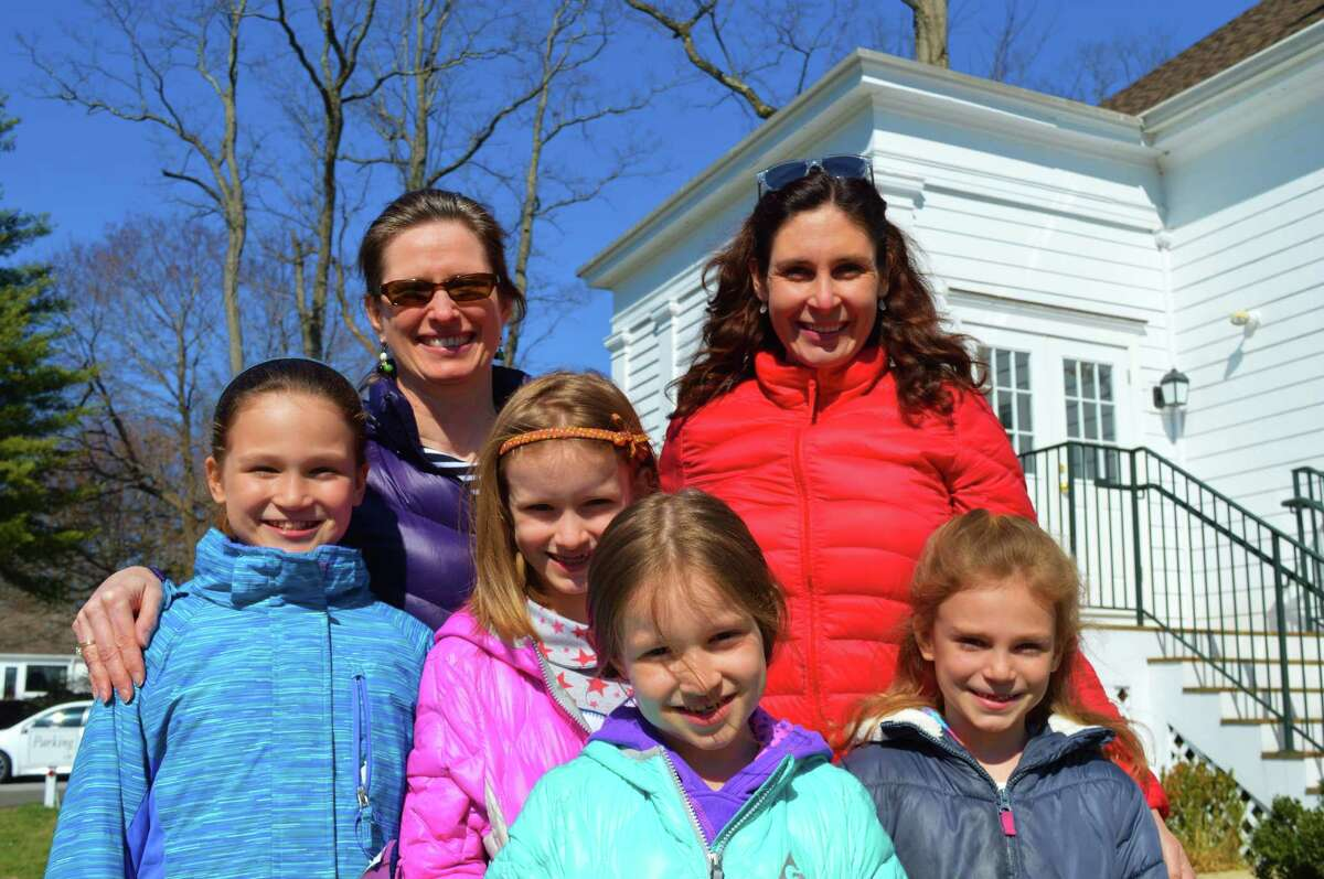 Were you SEEN at the Round Hill Eggstravaganza Easter egg hunt at Round hill Community Church in Greenwich on March 26, 2016?