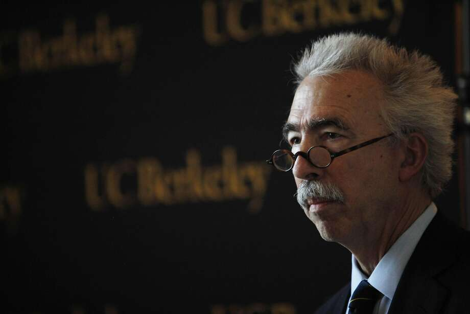 UC Berkeley Chancellor Nicholas Dirks. Photo: Lea Suzuki, The Chronicle
