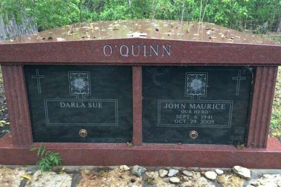 A lawsuit filed last week suggests the body of prominent Houston attorney John O'Quinn was uncovered and moved to Louisianna. O'Quinn's self-declared common-law wife battles his cousin over the right to choose his burial grounds.