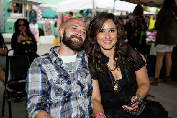 San Antonio showed off a little of its musical flair during the South by Southtown music festival showcasing local talent on Saturday, March 26, 2016.