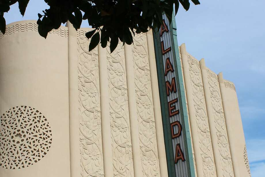 The Alameda Theatre was refurbished in 2008, with a cineplex added. Photo: Stephanie Wright Hession