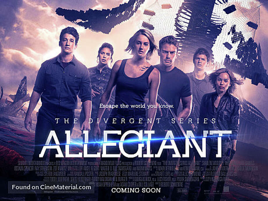 Movies Review The Divergent Series Allegiant 2016