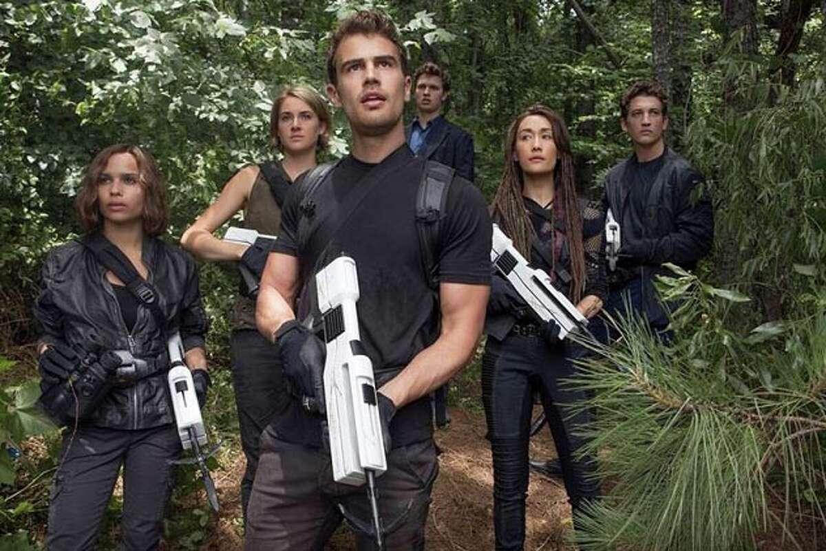 """""""The Divergent Series: Allegiant"""" Available: July 12 via RedboxTris and Four go beyond the walls of Chicago to try to save humanity."""