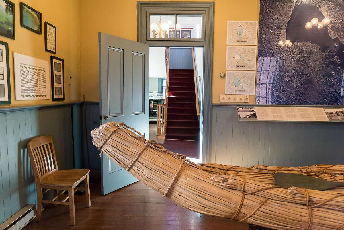 The Lakeport Historical Courthouse Museum features artifacts from varying decades in Lakeport, Calif. on Saturday, March 26, 2016. The museum is located inside an old courthouse.