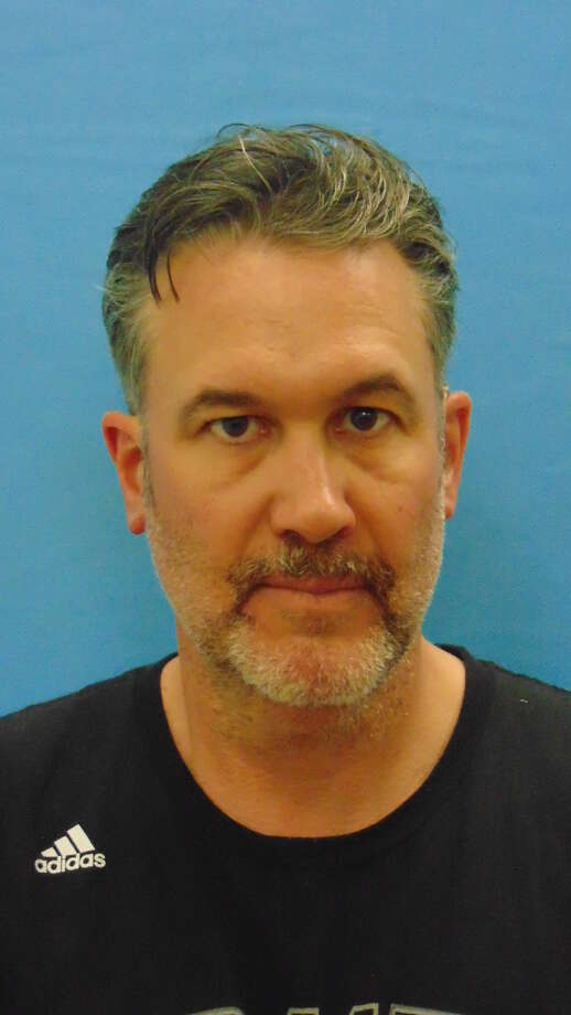 George Coryell, 46, faces a charge of murder, according to the New Braunfels Police Department. Photo: New Braunfels Police Department / Copyright 2009