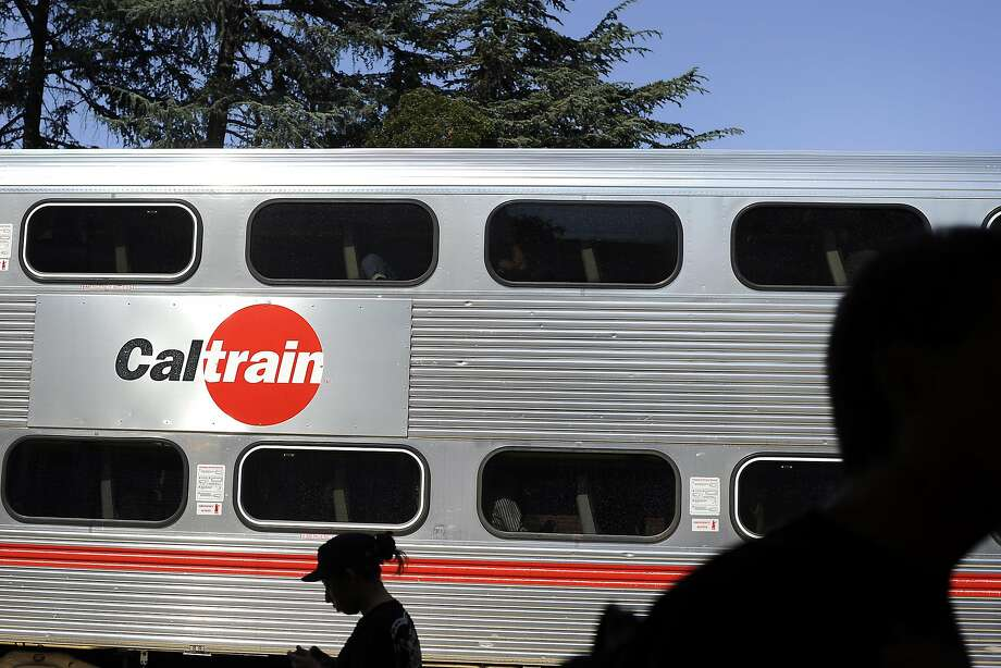 File photo of Caltrain station. Photo: Michael Short, Special To The Chronicle