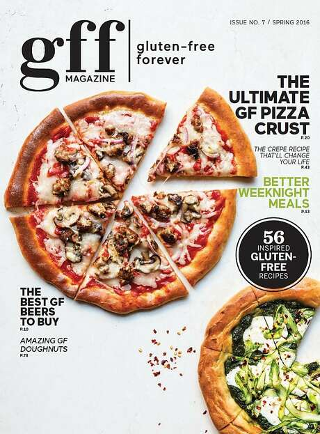 The cover of the spring 2016 issue of GFF Magazine