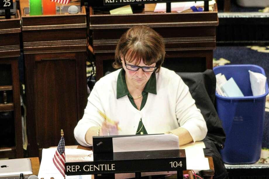 State Representative Linda M. Gentile (D-104) Photo: Contributed Photo / Contributed Photo / Connecticut Post Contributed