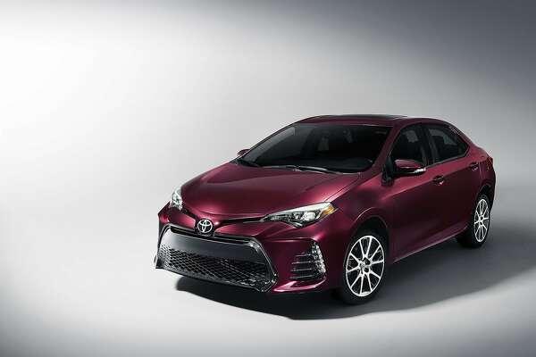 The 2017 Toyota Corolla 50th Anniversary Special Edition