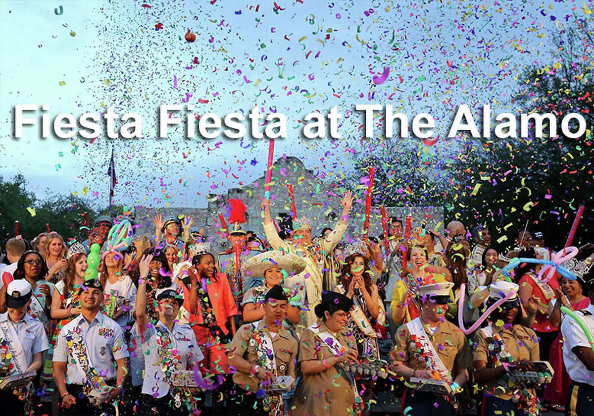 Fiesta Fiesta marks the official opening of Fiesta activities.