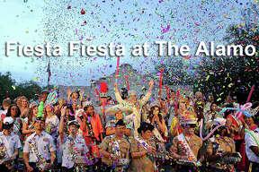 Fiesta Fiesta marks the official opening of Fiesta activities.
