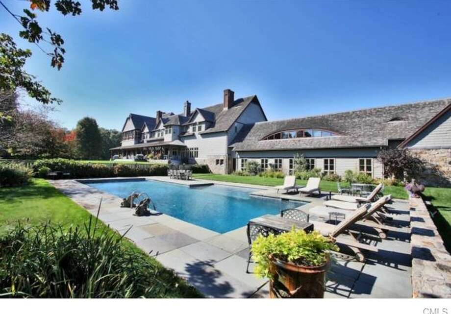 The Deer Run estate in Redding recently sold for $13.6 million. Photo: Zillow.com / Zillow.com / Connecticut Post Contributed