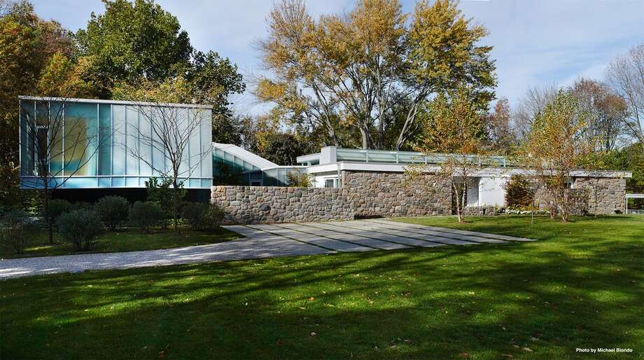 Breuer House II 628 West Rd, New Canaan, CT 06840View full listing on Zillow Photo: Zillow