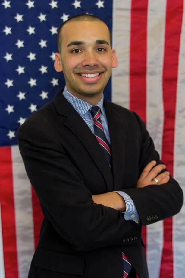 Raghib Allie-Brennan, 24, of Bethel, is seeking the Democratic Party's nomination to run for the 2nd General Assembly District in Hartford. Photo: Contributed