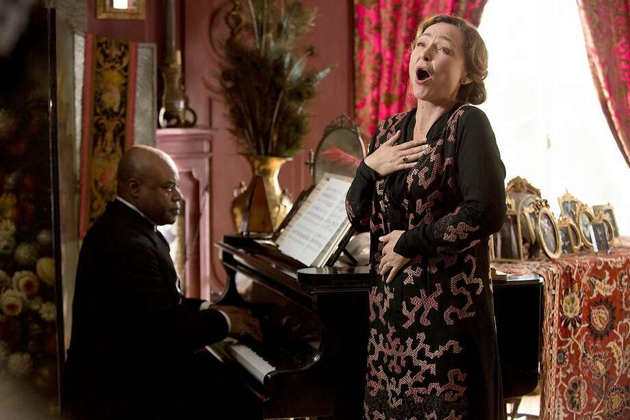 "Catherine Frot in ""Marguerite.""  Photo: Cohen Media Group"
