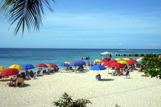 Favorite vacation place:  Jamaica