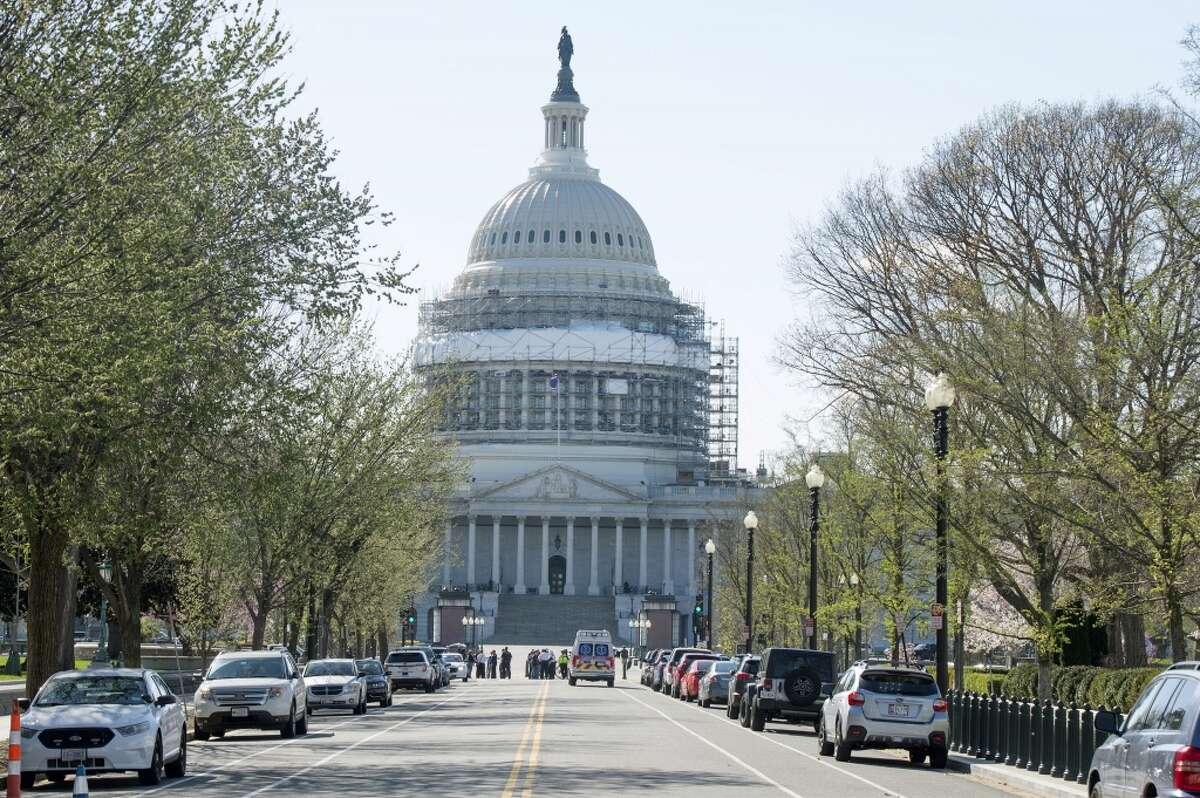 No. 25: Washington, D.C. Drivers here leave for work at 8:15 a.m. and spend 30.1 minutes in their car, according to Trulia.