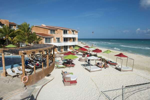 Playa del Carmen, Quintana Roo, Mexico.