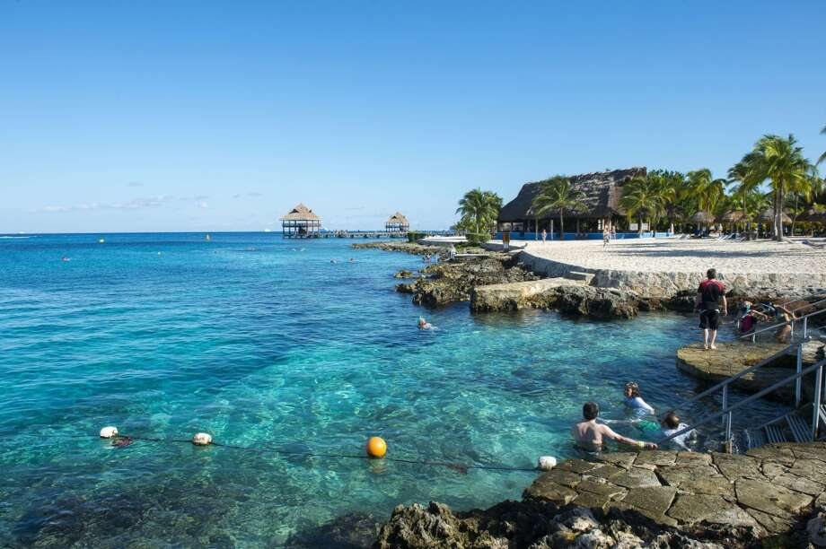 Cozumel Island near Cancun in the state of Quintana Roo, Yucatan Peninsula, Mexico. Photo: Wolfgang Kaehler, LightRocket Via Getty Images