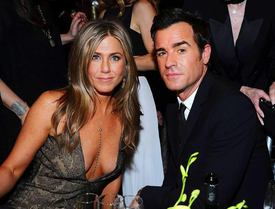 Jennifer Aniston: Sex appeal and fantasy are where star power lies for many fans. Photo: Vince Bucci, Vince Bucci/Invision/AP