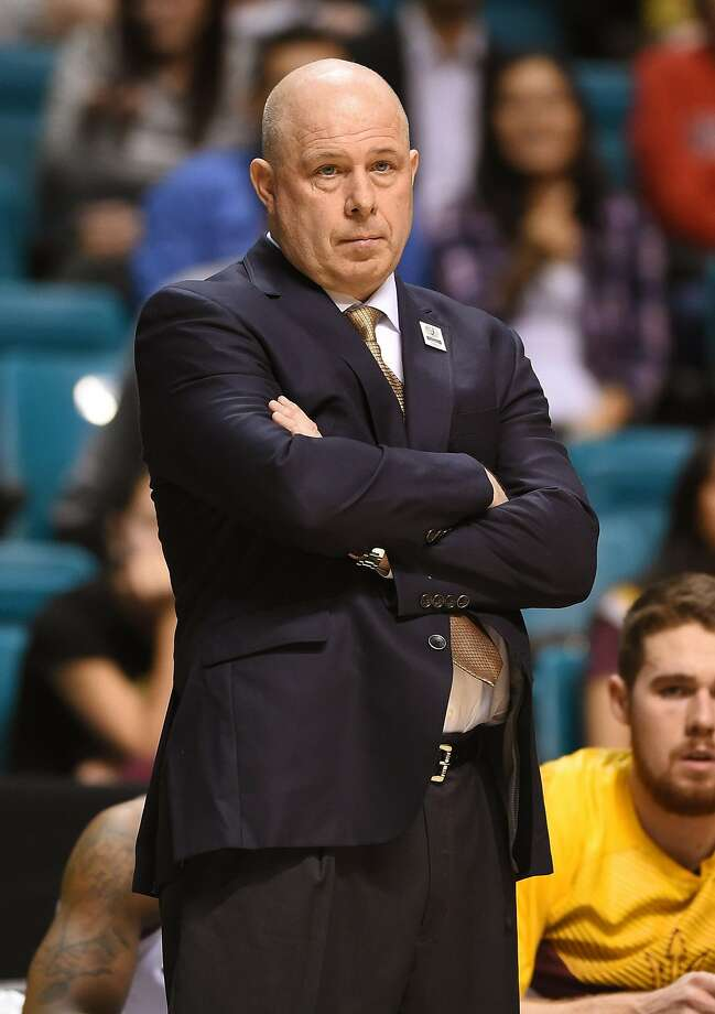 Head coach Herb Sendek was fired by Arizona State University in March 2015. Photo: Ethan Miller, Getty Images